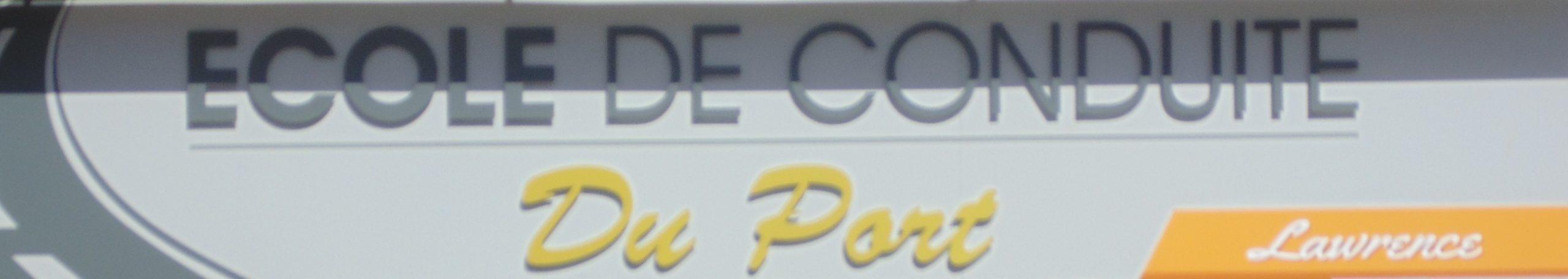 École de conduite Du Port